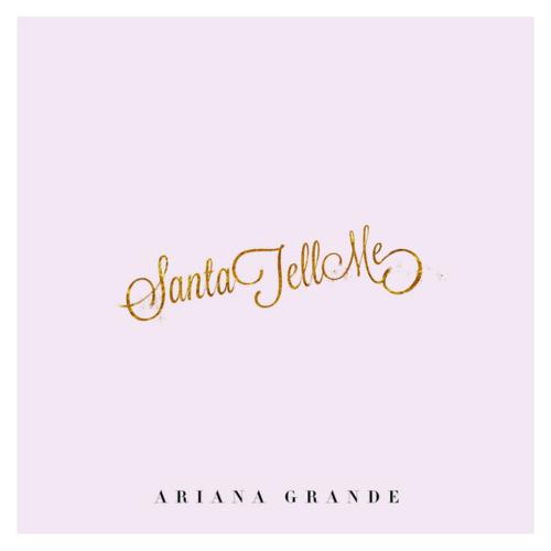 Ariana Grande - Santa Tell Me 앨범이미지