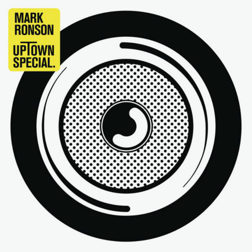 Mark Ronson - Uptown Special 앨범이미지
