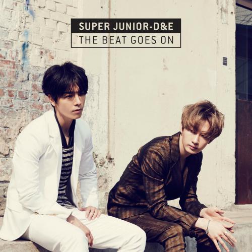 SUPER JUNIOR-D&E (동해&은혁) - SUPER JUNIOR-D&E `The Beat Goes On` 앨범이미지