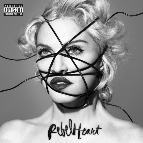 Madonna - Rebel Heart (Deluxe Edit.) 앨범이미지