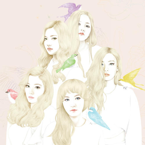 Red Velvet (레드벨벳) - The 1st Mini Album `Ice Cream Cake` 앨범이미지