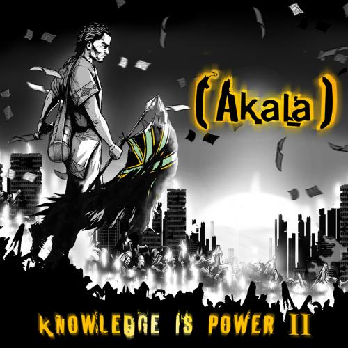 Akala - Knowledge Is Power Vol.2 앨범이미지