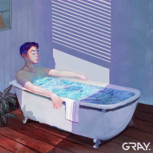 GRAY (그레이) - grayground. 01 앨범이미지