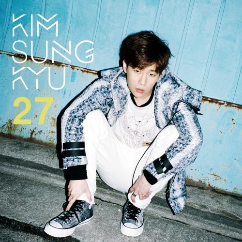 김성규 - 2nd Mini Album `27` 앨범이미지