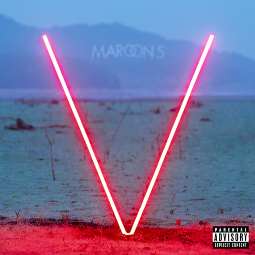 Maroon 5 - V (Asia Tour Edition) 앨범이미지