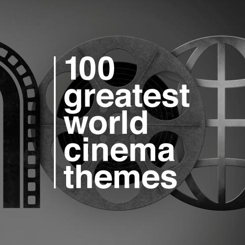 City Of Prague Philharmonic Orchestra - 100 Greatest World Cinema Themes (세계 영화음악 100) 앨범이미지