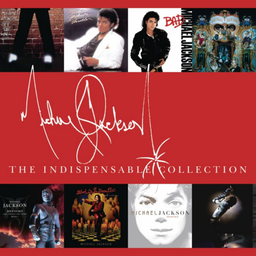 Michael Jackson - The Indispensable Collection 앨범이미지