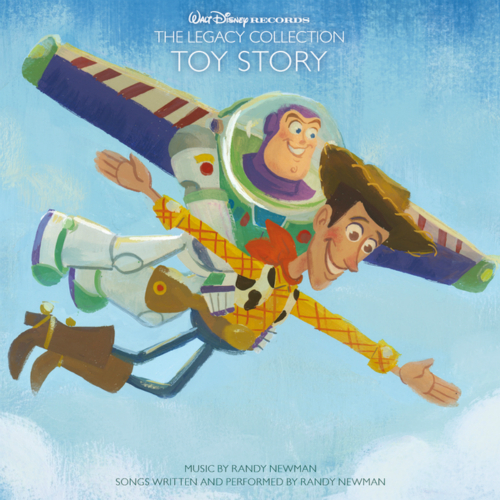 Randy Newman - Walt Disney Records The Legacy Collection: Toy Story 앨범이미지