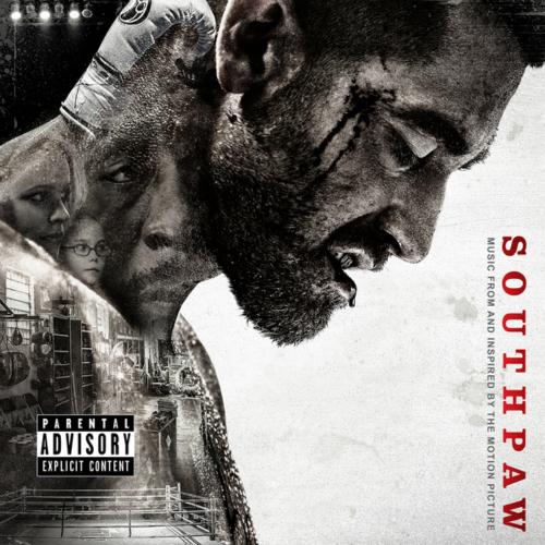 Eminem - 사우스포 OST 앨범이미지