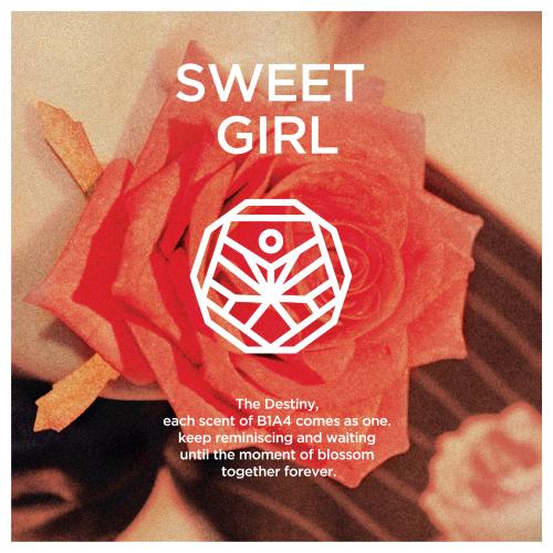 B1A4 - Sweet Girl 앨범이미지
