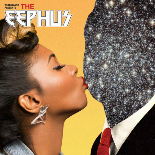 Janelle Monae - Wondaland Presents: The Eephus 앨범이미지