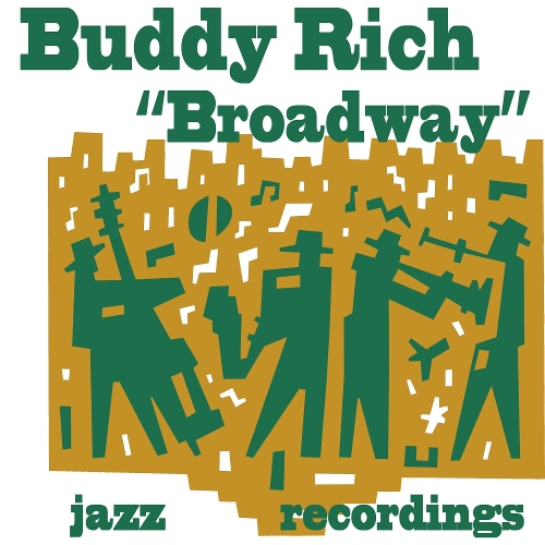 Buddy Rich - Broadway 앨범이미지