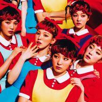 Red Velvet (레드벨벳) - The Red - The 1st Album 앨범이미지