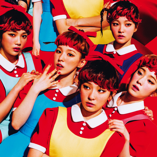 Red Velvet (레드벨벳) - The Red - The 1st Album 앨범이미지