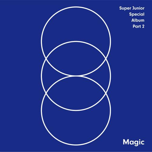 SUPER JUNIOR (슈퍼주니어) - MAGIC - SUPER JUNIOR SPECIAL ALBUM PART.2 앨범이미지