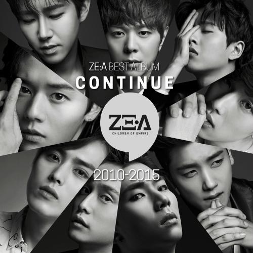 제국의아이들 (ZE:A) - CONTINUE 앨범이미지