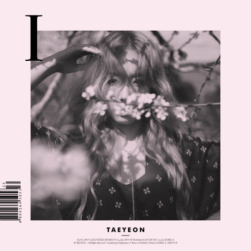 태연 (TAEYEON) - I - The 1st Mini Album 앨범이미지