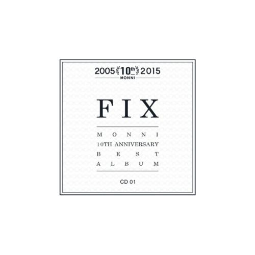 몽니 - 몽니 10주년 기념 베스트앨범 `FIX` CD1 앨범이미지