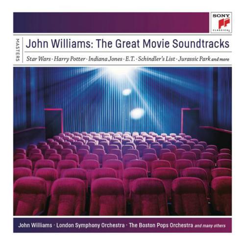 London Symphony Orchestra - John Williams : The Great Movie Soundtracks 앨범이미지