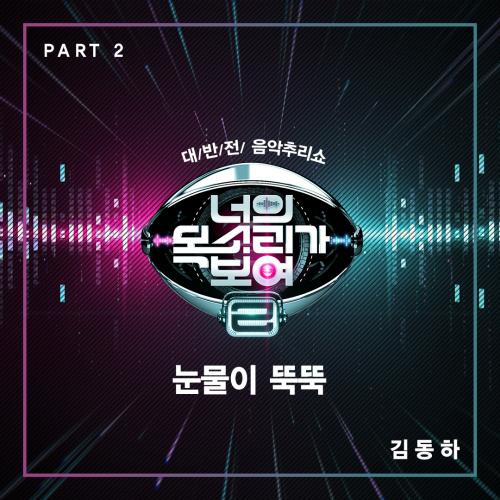 김동하 - 너의 목소리가 보여 2 Part.2 앨범이미지