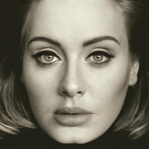 Adele - 25 앨범이미지