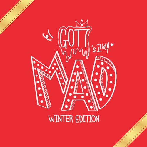 GOT7 (갓세븐) - MAD Winter Edition 앨범이미지