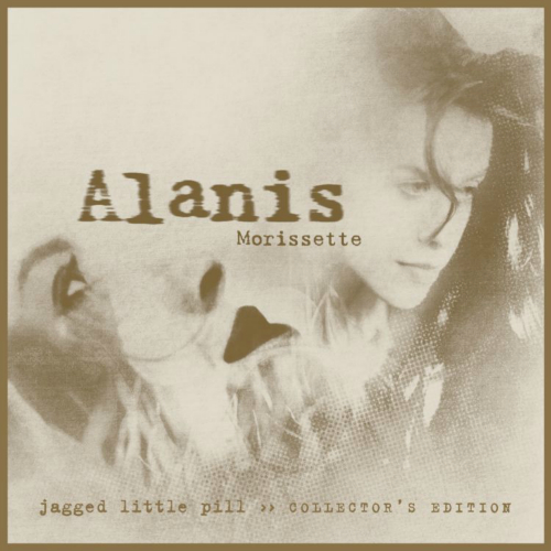 Alanis Morissette - Jagged Little Pill (Collector`s Edit.) 앨범이미지