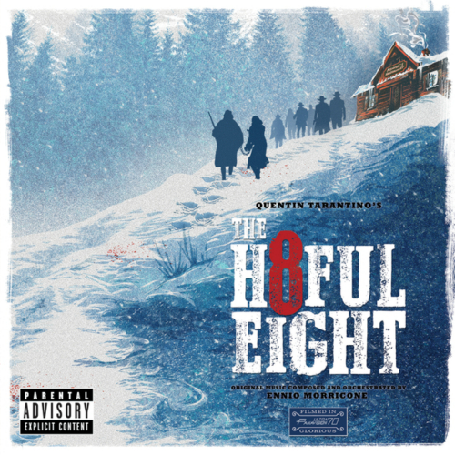 Ennio Morricone - L`Ultima Diligenza Di Red Rock (영화 헤이트풀8 OST) (Quentin Tarantino`s The Hateful Eight) 앨범이미지
