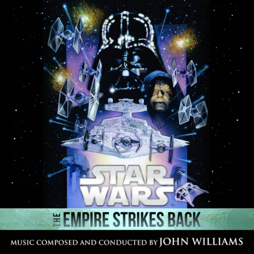 John Williams - Star Wars: The Empire Strikes Back (Original Motion Picture Soundtrack) 앨범이미지