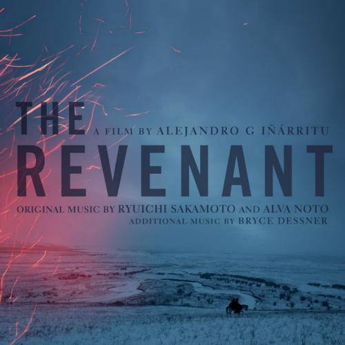 Sakamoto Ryuichi - 레버넌트: 죽음에서 돌아온 자 (The Revenant) OST 앨범이미지