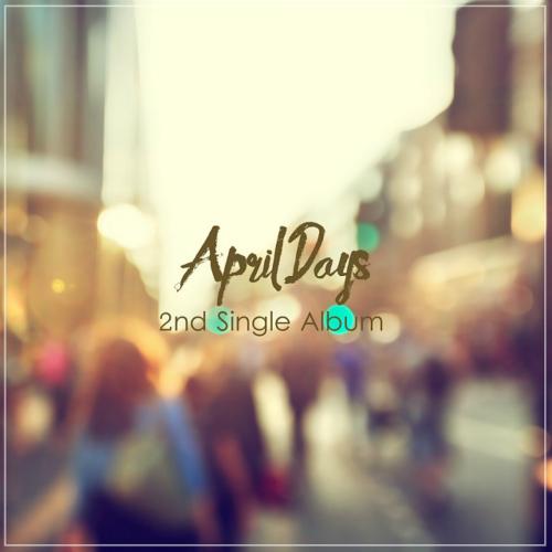에이프릴데이즈 (April Days) - 조금씩 천천히 스며들어 앨범이미지