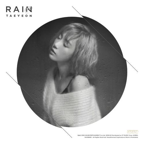 태연 (TAEYEON) - Rain - SM STATION 앨범이미지