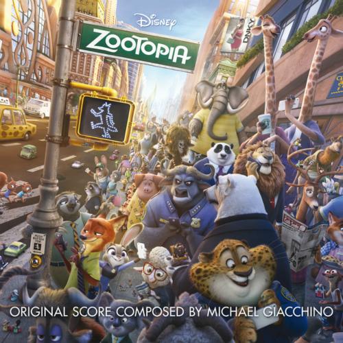Shakira - 영화 주토피아 OST (Zootopia OST) 앨범이미지