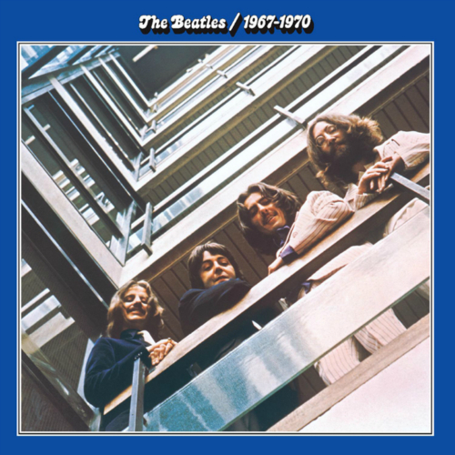 The Beatles - The Beatles 1967 - 1970 (Remastered) 앨범이미지