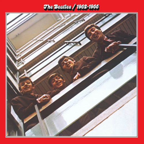The Beatles - The Beatles 1962 - 1966 (Remastered) 앨범이미지
