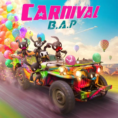 B.A.P - CARNIVAL 앨범이미지