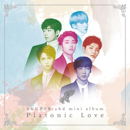 스누퍼 (SNUPER) - SNUPER 2nd Mini Album Platonic Love 앨범이미지