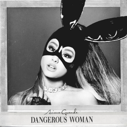 Ariana Grande - Dangerous Woman 앨범이미지