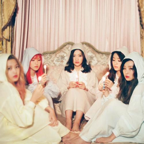 Red Velvet (레드벨벳) - The Velvet - The 2nd Mini Album 앨범이미지