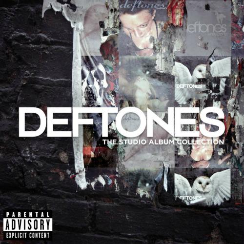 Deftones - The Studio Album Collection 앨범이미지