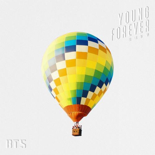 방탄소년단 - 화양연화 Young Forever 앨범이미지