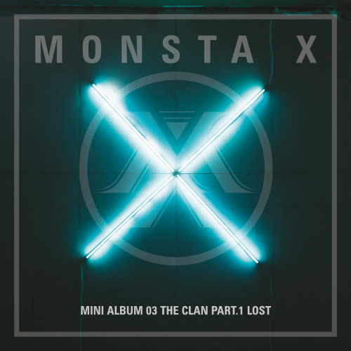 몬스타엑스 - THE CLAN pt.1 `LOST` 앨범이미지