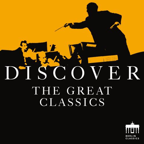 Jeroen Van Veen - Discover The Great Classics 전세계인을 감동 시킨 위대한 유명 클래식 스테디 베스트 앨범이미지