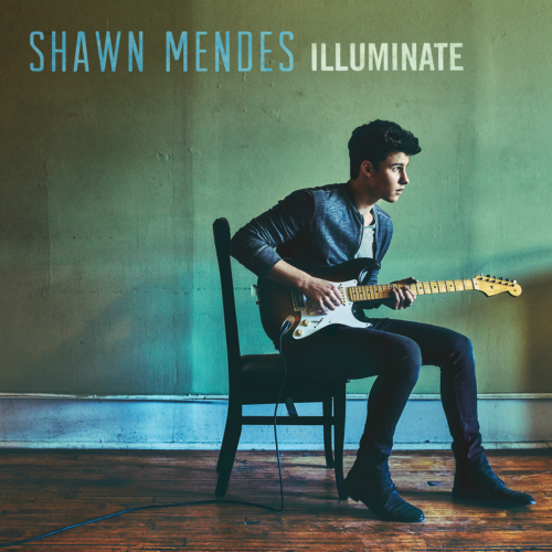 Shawn Mendes - Illuminate (New Deluxe Ver.) 앨범이미지