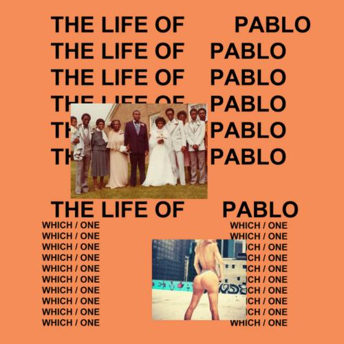 Kanye West - The Life Of Pablo (Remastered 3 - 6-10-16) 앨범이미지