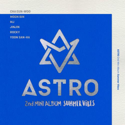 아스트로 (ASTRO) - Summer Vibes 앨범이미지