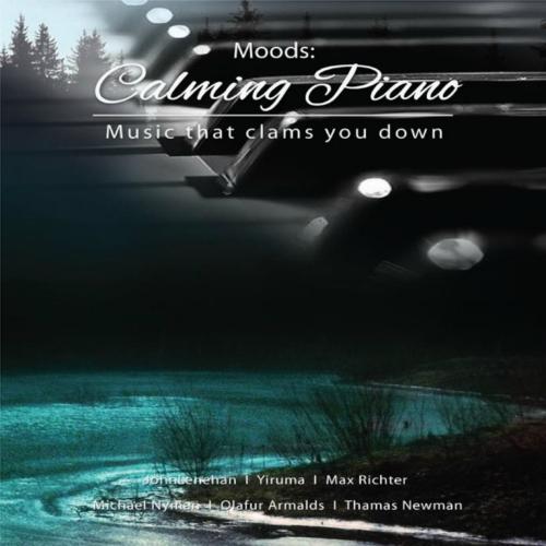 Ludovico Einaudi - Moods: Calming Piano 앨범이미지