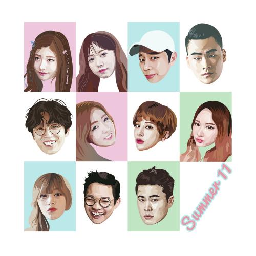 윤보미 (에이핑크) - Merry Summer 앨범이미지