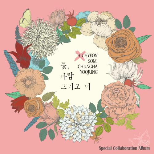 기희현 - 꽃, 바람 그리고 너 앨범이미지