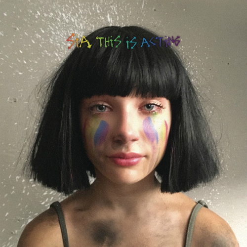 Sia - This Is Acting (Deluxe Version) 앨범이미지